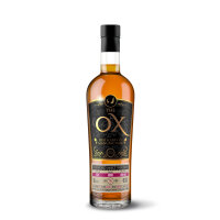 The OX Distillery & Manufacture Peated Blended Malt...