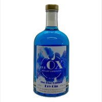 """The OX Suburban Dry Gin """"The Blue Edition"""" 45%..."""